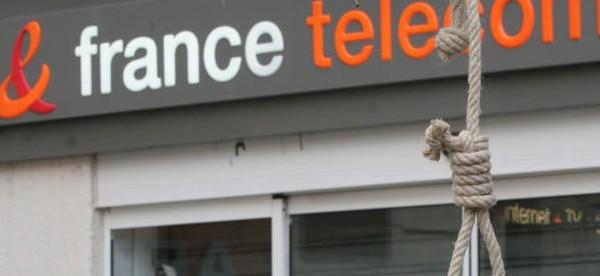SUICIDE FRANCE TELECOM